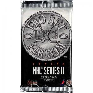 1st Paket 1991-92 Pro Set Platinum s.2