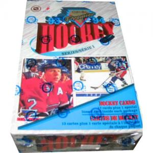 Hel Box 1993-94 O-Pee-Chee Premier s.1