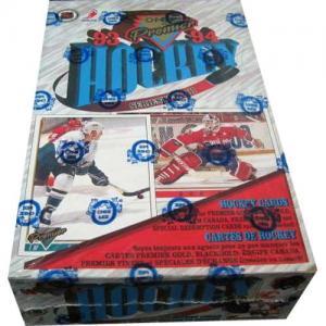 Hel Box 1993-94 O-Pee-Chee Premier s.2