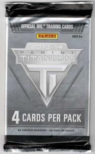 1st Paket 2013-14 Panini Titanium Hobby
