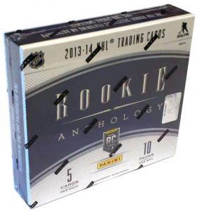 Hel Box 2013-14 Panini Rookie Anthology