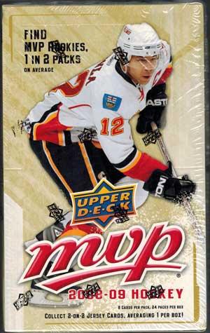 Hel Box 2008-09 MVP Hobby