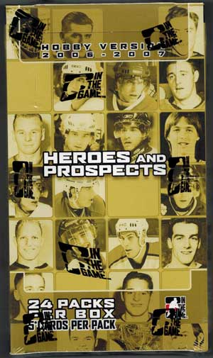 Hel Box 2006-07 ITG Heroes & Prospects