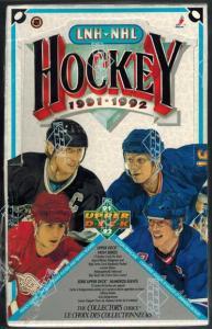 Hel Box 1991-92 Upper Deck French, Höga Serien