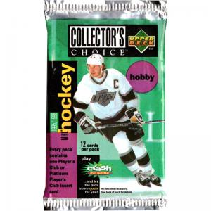 1st Paket 1995-96 Collectors Choice, Hobby