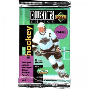 1st Paket 1995-96 Collectors Choice, Retail
