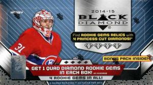Hel Box 2014-15 Upper Deck Black Diamond