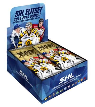 Sealed Box 2014-15 SHL s.1