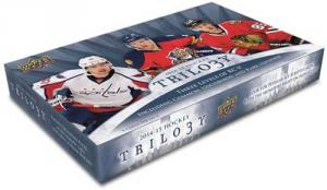 Hel Box 2014-15 Upper Deck Trilogy