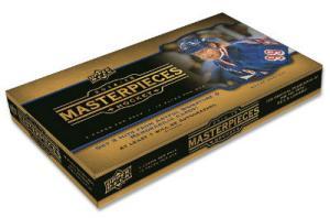 Hel Box 2014-15 Upper Deck MasterPieces