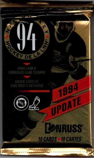1st Paket 1993-94 Donruss Update