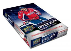Hel Box 2015-16 UPPER DECK SERIE 2 HOBBY