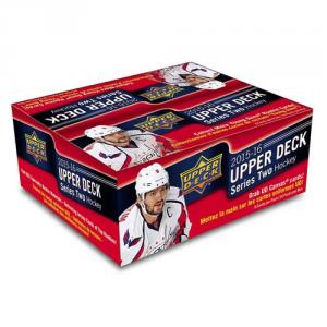 Hel Box 2015-16 UPPER DECK SERIE 2 RETAIL