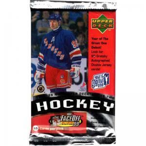 1st Paket 1998-99 Upper Deck series 2 Hobby