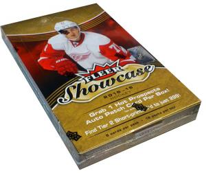 Hel Box 2015-16 Fleer Showcase