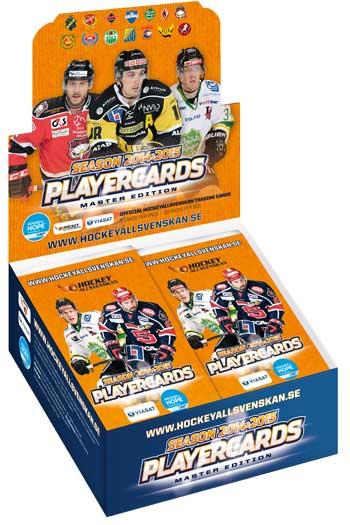 Hel Box 2014-15 HockeyAllsvenskan Master Edition