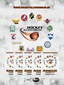 Startpaket 2015-16 HockeyAllsvenskan