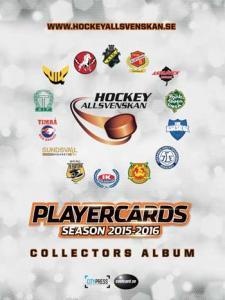 Portfolio Binder 2015-16 HockeyAllsvenskan