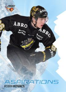Aspirations 2015-16 HockeyAllsvenskan #AS02 Robin Kovacs