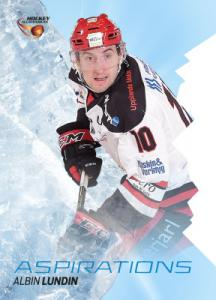 Aspirations 2015-16 HockeyAllsvenskan #AS04 Albin Lundin