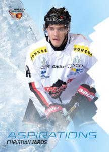 Aspirations 2015-16 HockeyAllsvenskan #AS06 Christian Jaros