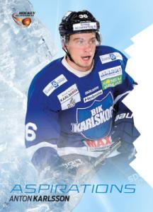 Aspirations 2015-16 HockeyAllsvenskan #AS08 Anton Karlsson