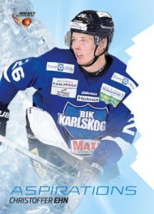 Aspirations 2015-16 HockeyAllsvenskan #AS09 Christoffer Ehn