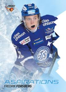 Aspirations 2015-16 HockeyAllsvenskan #AS10 Fredrik Forsberg