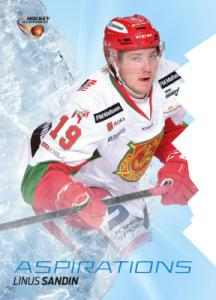 Aspirations 2015-16 HockeyAllsvenskan #AS11 Linus Sandin