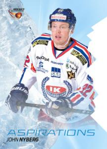 Aspirations 2015-16 HockeyAllsvenskan #AS14 John Nyberg