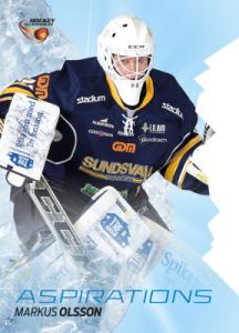 Aspirations 2015-16 HockeyAllsvenskan #AS16 Markus Olsson