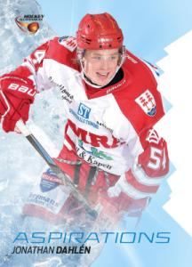 Aspirations 2015-16 HockeyAllsvenskan #AS18 Jonathan Dahlén