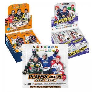 Hockeyallsvenskan x 3 different boxes (12-13, 14-15 & 15-16)