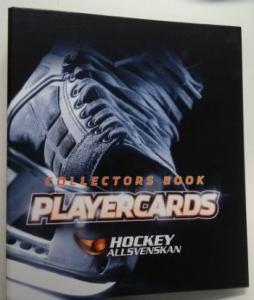 1 Binder, HockeyAllsvenskan 2014-15