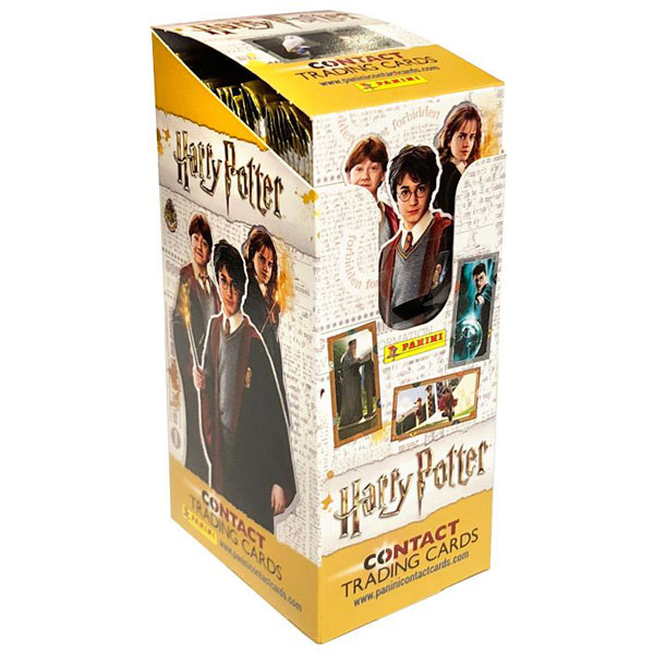 Harry Potter Contact Trading Cards (Panini), 1 Box (24 Paket)