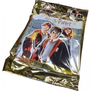 Harry Potter Contact Trading Cards (Panini), Starter Pack [Höga kort]