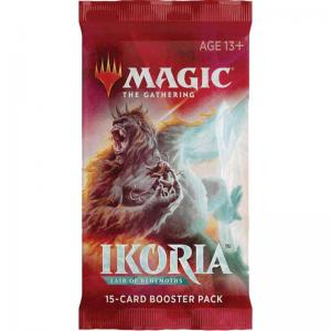 Magic, Ikoria: Lair of Behemoths, 1 Booster