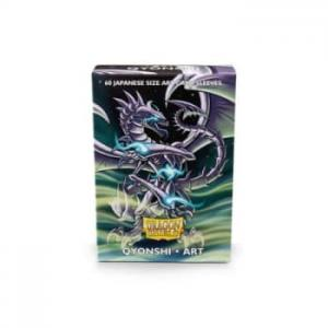 Japanese Dragon Shields Classic, 60 sleeves, Art: QYONSHI (Yu-Gi-Oh)