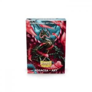 Japanese Dragon Shields Classic, 60 sleeves, Art: ROSACEA (Yu-Gi-Oh)