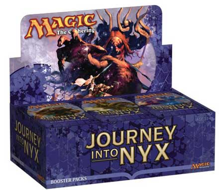 Magic, Journey into Nyx, 1 Display (36 Boosters)