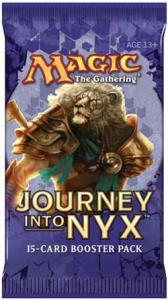 Magic, Journey into Nyx, 1 Booster