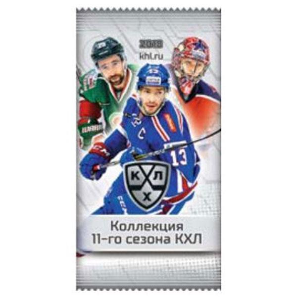1 Pack 2018-19 KHL 11th Season - BASIC