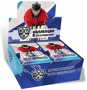 Hel Box 2016-17 KHL 9th Season Card Collection