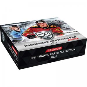 Hel Box KHL CARDS COLLECTION 2021 PREMIUM