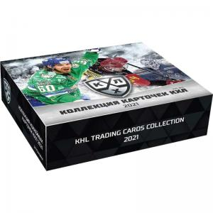 Hel Box KHL CARDS COLLECTION  2021 (24 Packs)