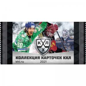1st Paket KHL CARDS COLLECTION 2021