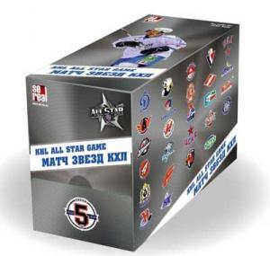 Hel Box 2012-13 KHL All-Star Collection