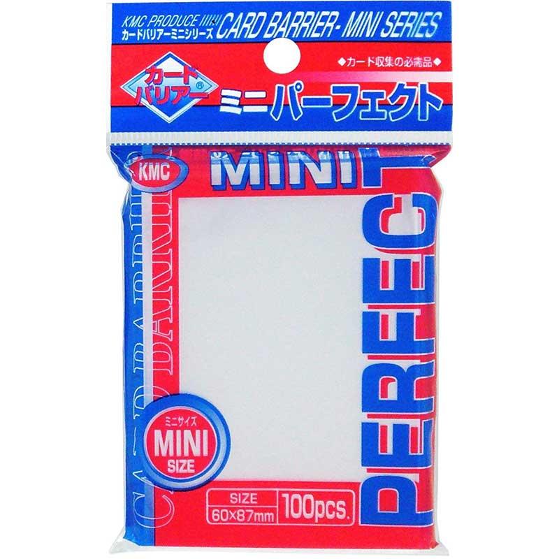 MINI - KMC, Card Barrier, MINI Perfect Size (For Yu-Gi-Oh cards)