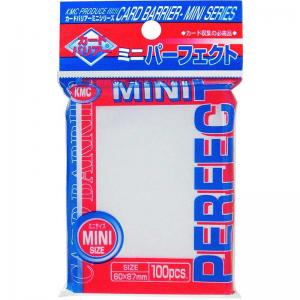 MINI - KMC, Card Barrier, MINI Perfect Size (För Yu-Gi-Oh-kort)