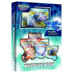 Pokémon, Kyogre Box